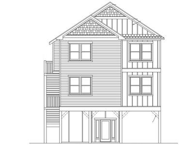 Nhà ở một gia đình for sales at 120 N Shore Drive  Surf City, Bắc Carolina 28445 Hoa Kỳ