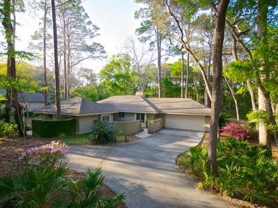 Single Family Home for sales at Beach Wood Road 30 Beach Wood Road Amelia Island, Florida 32034 United States