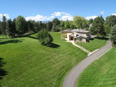 Einfamilienhaus for sales at 2400 East Alameda Avenue 2400 E Alameda Ave Denver, Colorado 80209 Vereinigte Staaten