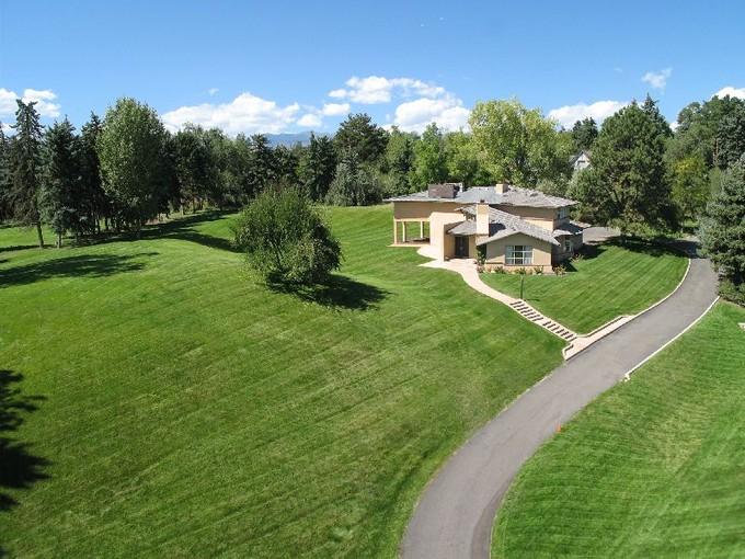 Single Family Home for sales at 2400 East Alameda Avenue 2400 E Alameda Ave  Denver, Colorado 80209 United States