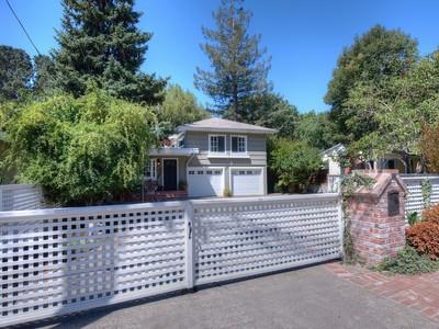 一戸建て for sales at Location, Location, Location 175 The Alameda San Anselmo, カリフォルニア 94960 アメリカ合衆国