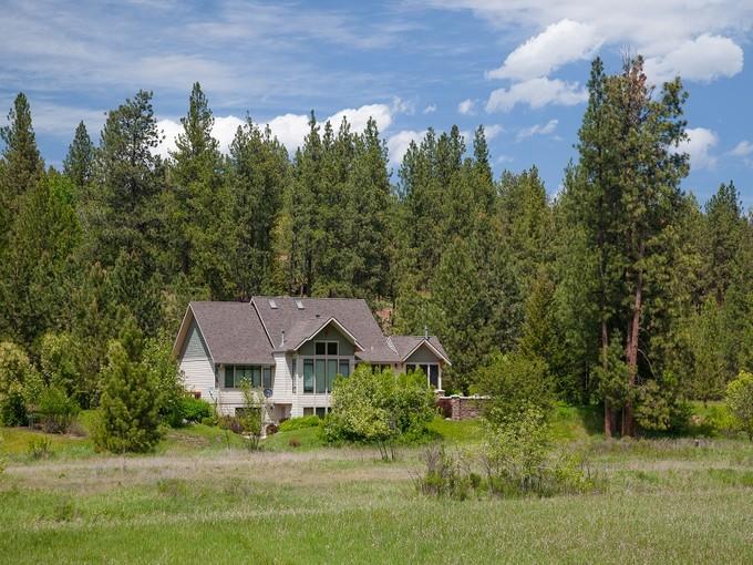 Casa para uma família for sales at 15032 Big Horn Road   Huson, Montana 59846 Estados Unidos
