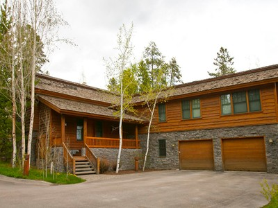 Adosado for sales at Quintessential Jackson Hole Ski Home 3100 Arrowhead   Teton Village, Wyoming 83025 Estados Unidos