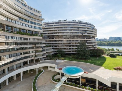 Condominium for sales at Watergate East 2500 Virginia Avenue Nw 502/503 Washington, District Of Columbia 20037 United States
