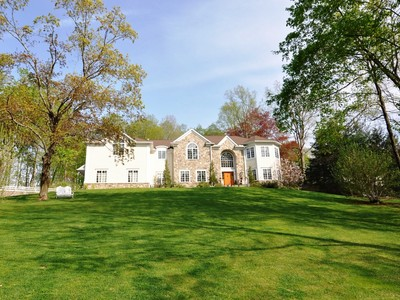 Single Family Home for sales at Private & Gated 12 Briarcliff Road Chappaqua, New York 10514 United States