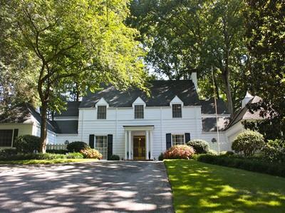 Частный односемейный дом for sales at 3775 Vermont Road  Atlanta, Джорджия 30319 Соединенные Штаты