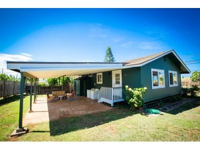 Single Family Home for sales at Windsurfer's Paradise! 10 Palekana Street Paia, Hawaii 96779 United States