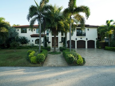 Maison unifamiliale for sales at 2808 NE 20th Ct.  Fort Lauderdale, Florida 33305 États-Unis