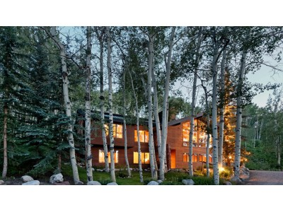 Nhà ở một gia đình for sales at Ridge Run Lot 5 54 Buck Lane Snowmass Village, Colorado 81615 Hoa Kỳ