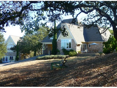 Single Family Home for sales at Ridge Top Country Estate 240 Sonoma Ridge Rd.  Santa Rosa, California 94504 United States