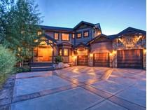 Maison unifamiliale for sales at Exquisite Jewel in Willow Creek Estates 4707 Pace Dr   Park City, Utah 84098 États-Unis