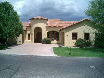 Casa Unifamiliar for sales at Beautiful Custom Home 68 Via Campestre  Tubac, Arizona 85646 Estados Unidos