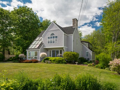 Single Family Home for sales at 19 Great Hill Road  Kennebunk, Maine 04043 United States