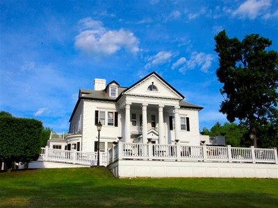 Otros residenciales for sales at Belvedere Mansion 10 Old Route 9 Staatsburg, New York 12580 United States