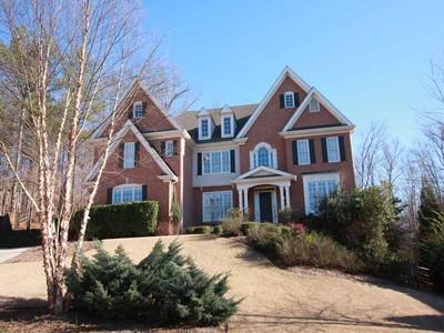 Single Family Home for rentals at Wonderful Rental in Glen Abbey 740 Culworth Manor Alpharetta, Georgia 30022 United States