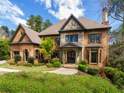 Single Family Home for sales at Gated and on Golf Course 706 Millport Pointe Johns Creek, Georgia 30097 United States