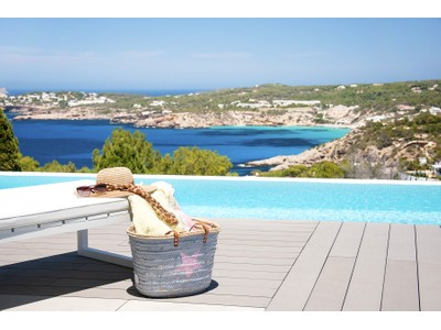 Casa Unifamiliar for sales at Contemporary Sea View Villa In Cala Moli  Ibiza, Ibiza 08030 España