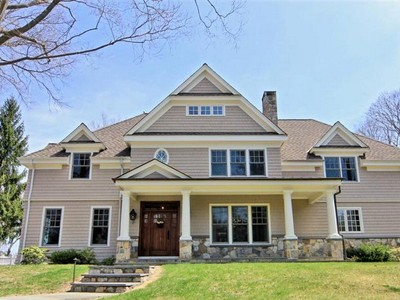 Villa for sales at Truly Distinctive Home 144 High Ridge Ave Ridgefield, Connecticut 06877 Stati Uniti