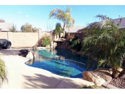 Single Family Home for sales at Beautiful Home Located In An Awesome Gated Surprise Community 14539 W Jenan Drive Surprise, Arizona 85379 United States