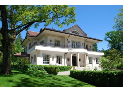 Single Family Home for sales at Superb mansion close to Denantou park  Lausanne, Vaud 1006 Switzerland