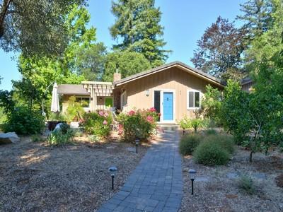 Tek Ailelik Ev for sales at 865 Dry Creek Road  Healdsburg, Kaliforniya 95448 Amerika Birleşik Devletleri