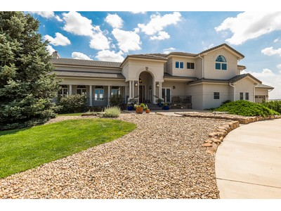 Single Family Home for sales at Castle Park Ranch 6505 Deer Run Trl  Castle Rock, Colorado 80108 United States
