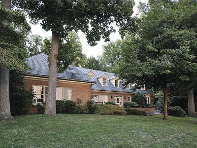 Single Family Home for sales at Gibson Island 648 Round Hill Rd Gibson Island, Maryland 21056 United States