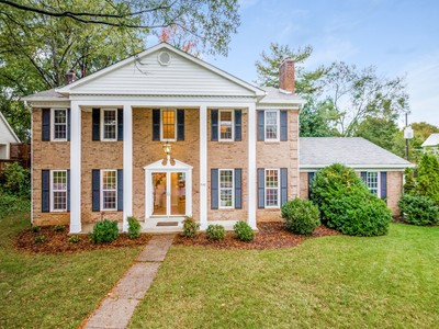 Single Family Home for sales at Hollin Glen 7102 Colgate Dr Alexandria, Virginia 22307 United States