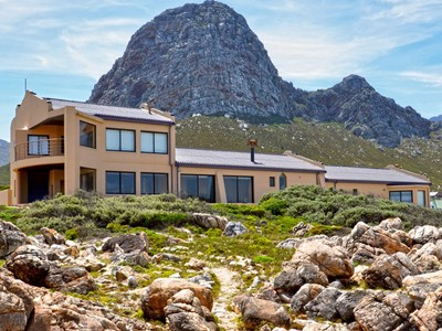 Single Family Home for sales at Large house on the beach with uninterrupted views Somerset West, Western Cape South Africa