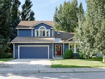 Maison unifamiliale for sales at Blue Lake 39 Quail Run Carbondale, Colorado 81623 États-Unis