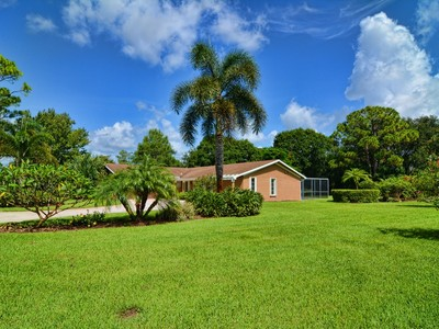 Single Family Home for sales at 5923 Tidewater Drive  Jupiter, Florida 33458 United States