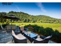 Single Family Home for sales at Korbel Vineyard Views 14130 Brookside Lane   Guerneville, California 95446 United States