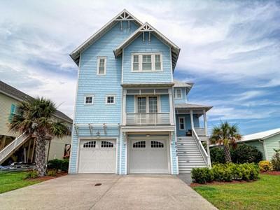 Nhà ở một gia đình for sales at 6040 6th Street  Surf City, Bắc Carolina 28445 Hoa Kỳ