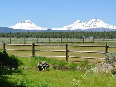 Single Family Home for sales at Unobstructed Cascade Mountain Views 16845 Varco Road Bend, Oregon 97701 United States