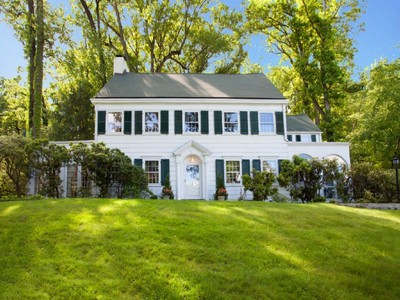 Villa for sales at Seasonal New York Views 140 Highland Avenue Montclair, New Jersey 07042 Stati Uniti