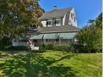 Single Family Home for sales at Spacious Shore Colonial 408 Sussex Ave   Spring Lake, New Jersey 07762 United States