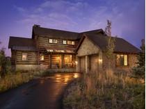 Casa para uma família for sales at Luxury Trappers Cabin with a Club Membership and views of Park City Mountain Res 8238 Western Sky Lot #21   Park City, Utah 84098 Estados Unidos