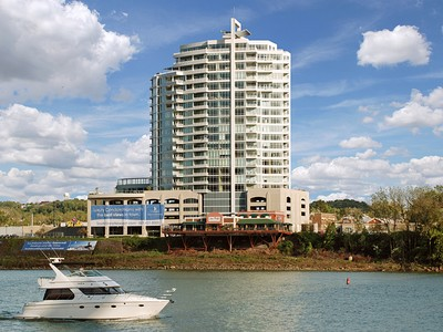 Condominium for sales at SouthShore Luxury Condominiums 400 Riverboat Row #503 Newport, Kentucky 41071 United States