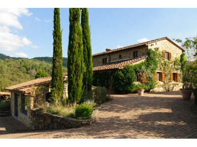 Maison unifamiliale for sales at Country Retreat in Chianti Classico Siena, Siena Italie