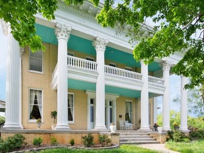 단독 가정 주택 for sales at Scott Mansion 197 Scott Mansion Road Tellico Plains, 테네시 37385 미국
