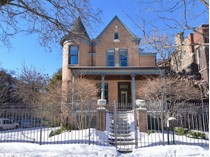 Maison unifamiliale for sales at Five Star Renovation of Historic Home 3500 N Janssen Avenue   Chicago, Illinois 60657 États-Unis