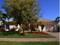 Single Family Home for sales at Most Gorgeous Lake Views, Pool, Spa 1210 Ansley Ave SW   Vero Beach, Florida 32968 United States