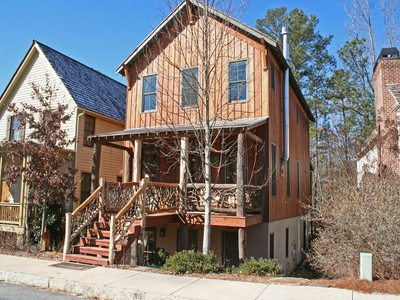 Single Family Home for sales at Amazing Home In Sustainable Community 9143 Selborne Lane  Chattahoochee Hills, Georgia 30268 United States