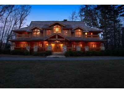 Single Family Home for sales at Big Pine Lodge 434 Lake Sequoyah Drive Highlands, North Carolina 28741 United States