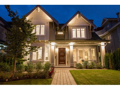 Nhà phố for sales at Gorgeous New Kitsilano Duplex on West 1st 2621 West 1st  Vancouver, British Columbia V6K1H1 Canada