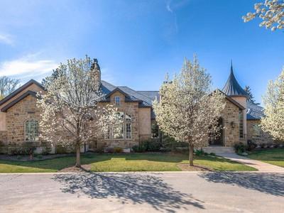 Villa for sales at European-Style Estate 6176 S Verness Cove Holladay, Utah 84121 Stati Uniti