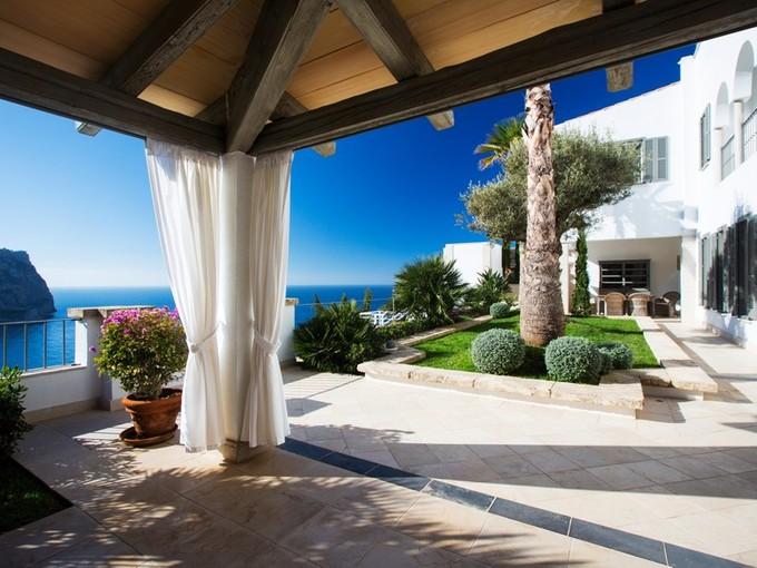 Single Family Home for sales at Spacious elegant sea view villa in Port Andratx  Port Andratx, Mallorca 07157 Spain
