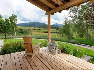 Частный односемейный дом for sales at Woody Creek 1125 Chaparral Drive  Woody Creek, Колорадо 81656 Соединенные Штаты