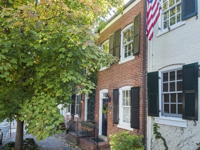 Townhouse for sales at Georgetown 2706 N Street Nw Washington, District Of Columbia 20007 United States