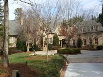 Vivienda unifamiliar for sales at Private Estate 131 Burdette Road NW  Buckhead, Atlanta, Georgia 30327 Estados Unidos